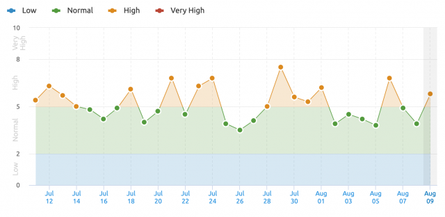 Google Update: Ranking Fluktuationen