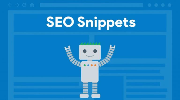 Google SEO Snippets