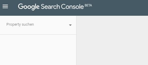 Google Search Console Beta Version
