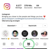 Neues Feature bei Instagram! Guides sind da - perfekt fürs Storytelling