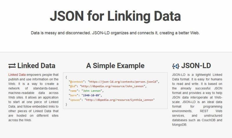 Jason-LD Schema.org Generator für SE0