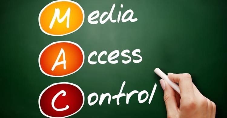 MAC-Adresse (Media Access Control)