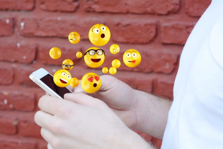 Eine neue Generation von Emojis? Was es mit den Messenger-Soundmojis auf sich hat