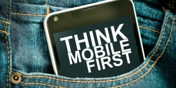 Mobile First Benachrichtigung