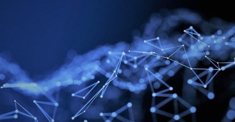 Neuronales Netzwerk als Symbol für vernetztes Content Marketing