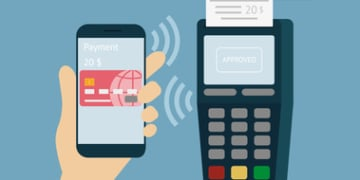 Mobile Payment Grafik