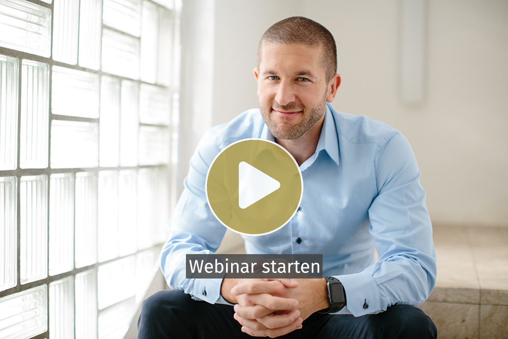 Online marketing Webinar Florian Müller