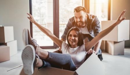 Online umziehen - 7 Tipps.
