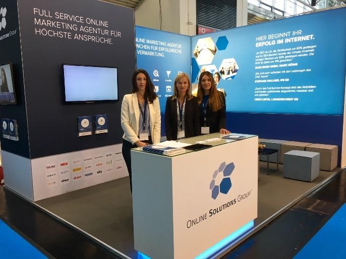 Internet World Messe München 2016