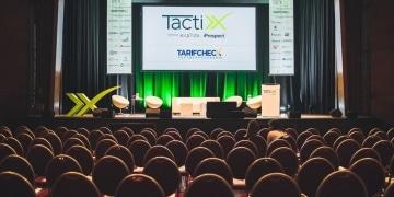 Die Mainstage der Tactixx 2018
