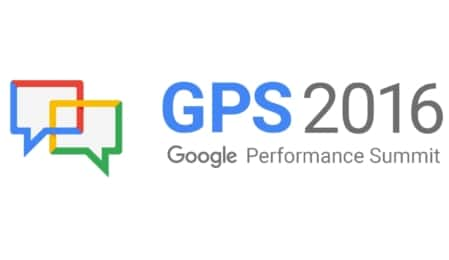 Google Performance Summit