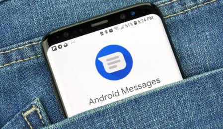 RCS wird Standard bei Google Messages