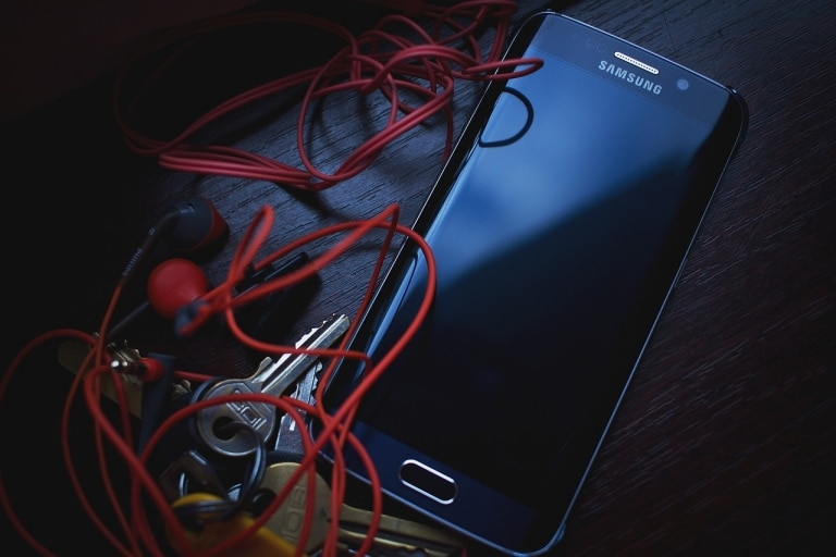 Samsung plant faltbares Smartphone