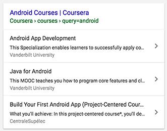 courses Rich Sippet