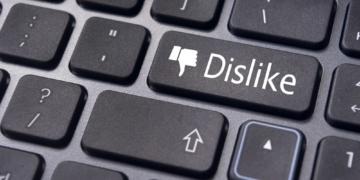 YouTube: Plattform testet das Ausblenden von Dislike-Zählungen