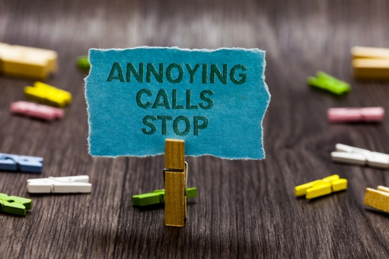 Google bekämpft Span Anrufe