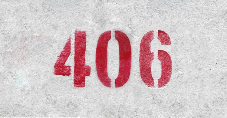 Statuscode 406