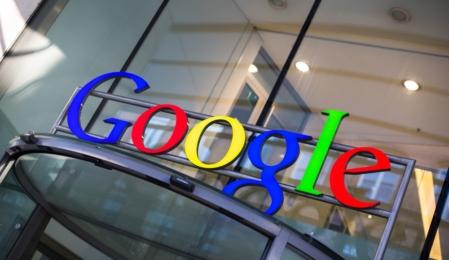 Google Schriftzug