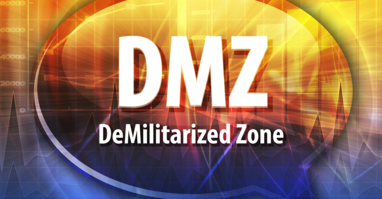 Demilitarisierte Zone (DMZ)