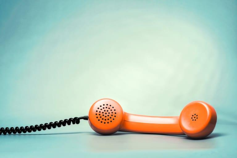 Google: Hinzufügen von Website-Link zu Call Ads