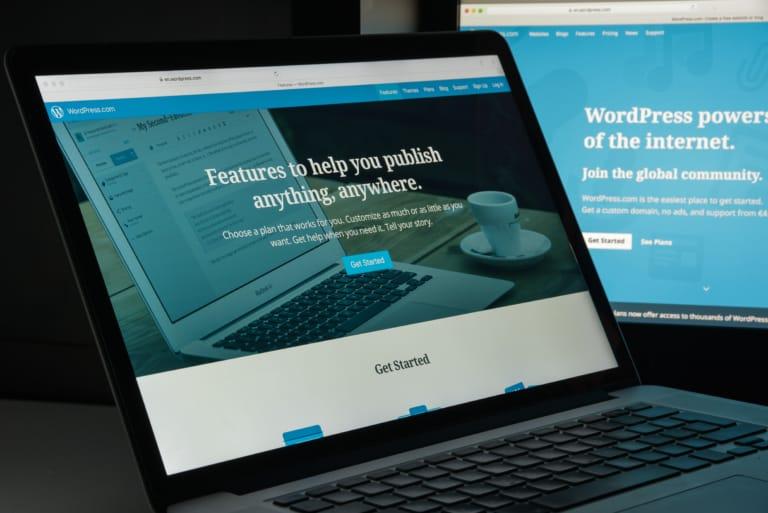 WordPress entfernt Feature