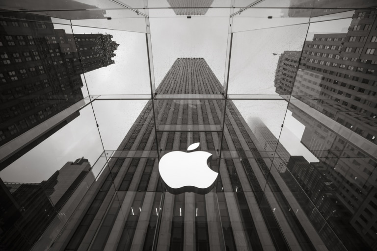 Apple Billion-Dollar Marke
