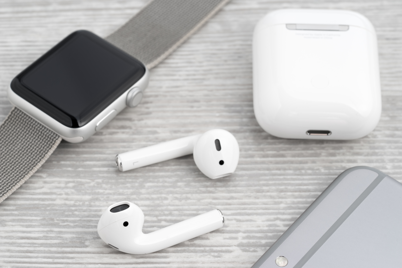 Neue Patente für Apple Watch und AirPods veröffentlicht