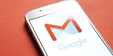 Google GMail neues Update