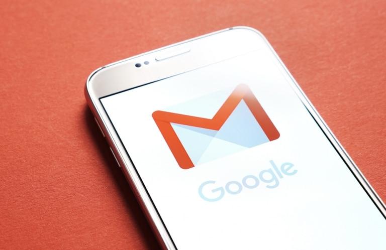 Google GMail neues Update