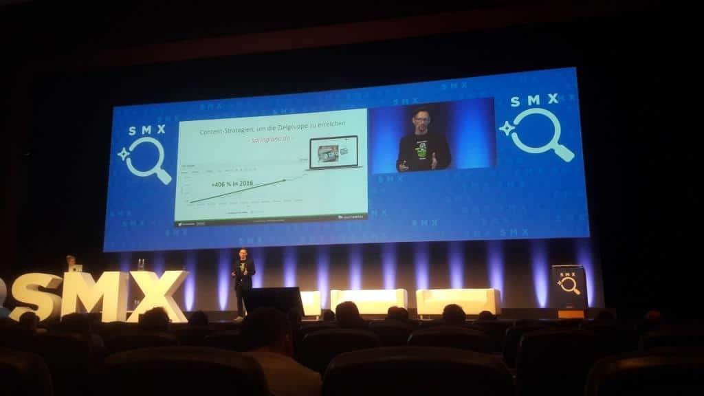 SMX 2017 Vortrag Tober