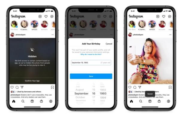 Instagram schützt junge Nutzer vor sensiblen Inhalten
