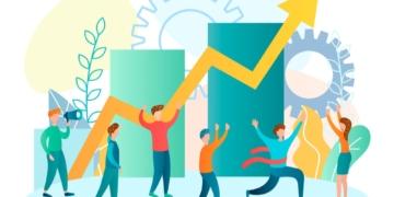 TikTok: Spitze der monatlichen Downloadcharts