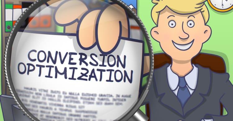 view through conversion