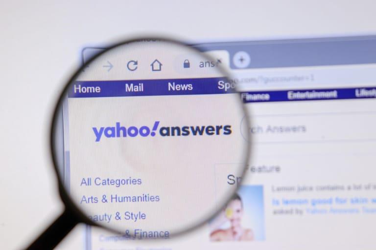 Yahoo Answers: Portal wird am 04. Mai eingestellt